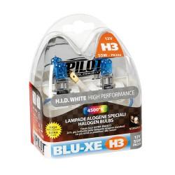 AMPOULES X2 H3 12V 55W XENON BLEU