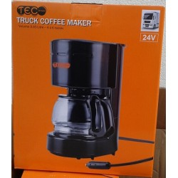 CAFETIERE 6 TASSES 24V VOLUME 0,65L 300W