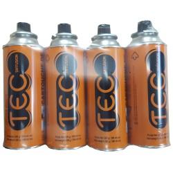 RECHARGE GAZ BOUTEILLE TEC vendue par 4