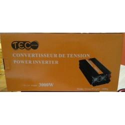 CONVERTISSEUR 3000 W - 12 V