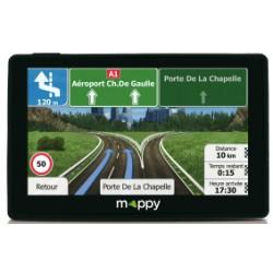 """NAVIGATEUR GPS CAMION/CAMPING CAR 5"""""""
