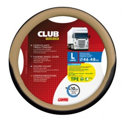 COUVRE VOLANT CLUB 46/48 BEIGE