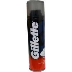MOUSSE A RASER GILETTE 200ML