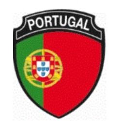 STICKER 3D GM BLASON PORTUGAL
