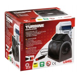 VENTILATEUR TURBINE24V