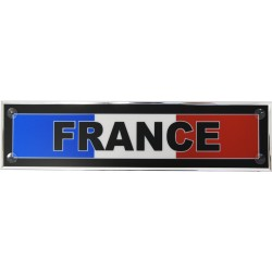 PLAQUE LUMINEUSE FRANCE