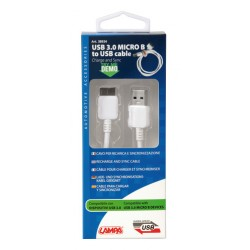 CABLE USB VERS USB 3.0 MICRO